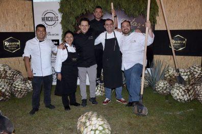 Chefs del festival Gourmet Cocina de Autor