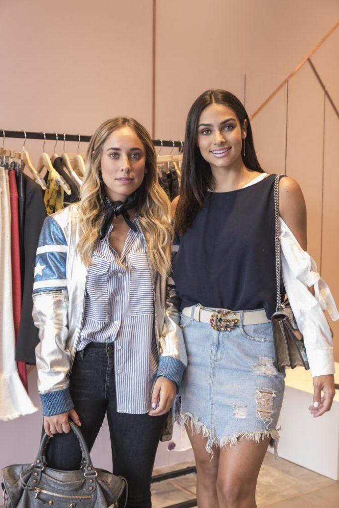 Marcela Colokuiris y Renata Notni