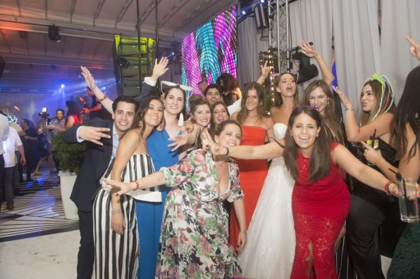 Marcela Su, Sofia Schroeder, Jimena Lopez, Tamara Garcia Besne, Cris Alegre, Daniela Olea, Patricia Pelaez, Natalia Sada