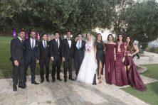 hermano de Omer, Patricia Molina, Omer, Ana Girault, Hermana de Omer, Belen Campillo, Pamela Girault, Regina Girault