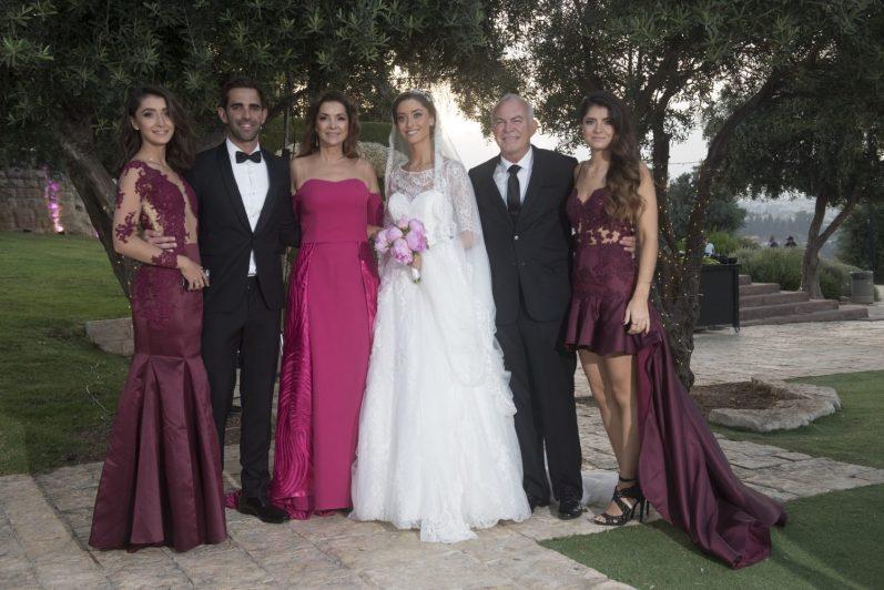 Pamela Girault, Omer, Anely Contreras, Mamá, Novio de la mamá de Ana, Regina Girault