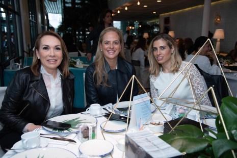 Ana Garza, Marcela Robnquillo, Talina Kiehnle