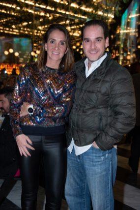 Linda Aguilar, Carlos Ferando