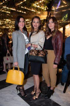 Irma Moreno, Diana Gómez, Gabriela Corona