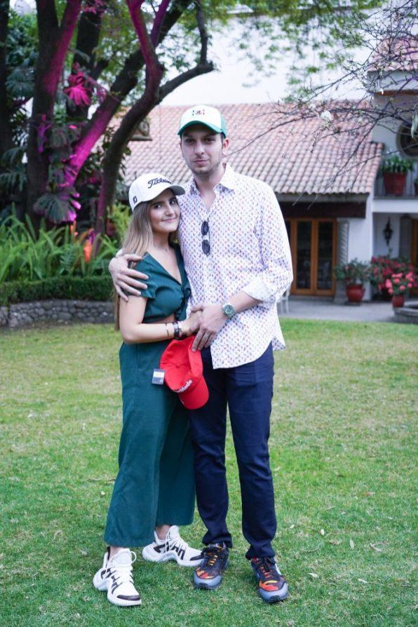 230219 Fiesta de Clausura PGA, Club de Golf Chapultepec. Diana Velasco y Memo Chain Medios : Rsvp, Quien Fotos : Heptor Arjona