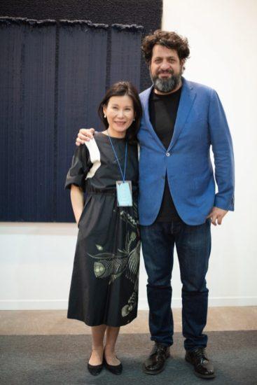 Tina Kim, Juan Gaytán