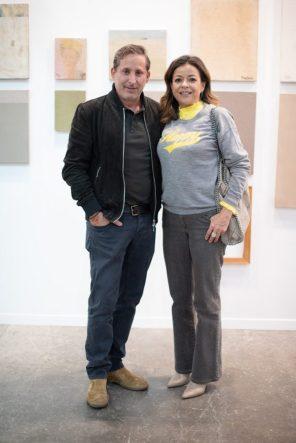 Moises Micha, Fanny Carrillo