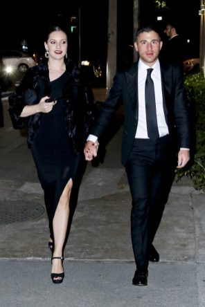 Boda Nicole Meyer y Simon Bazbaz