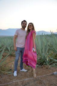 9 de marzo, Mezcal Amores Experience, Fiesta, Oaxaca, Oaxaca, Federico Alvarez y Chantal Trujillo, FOTO: Hildeliza Lozano