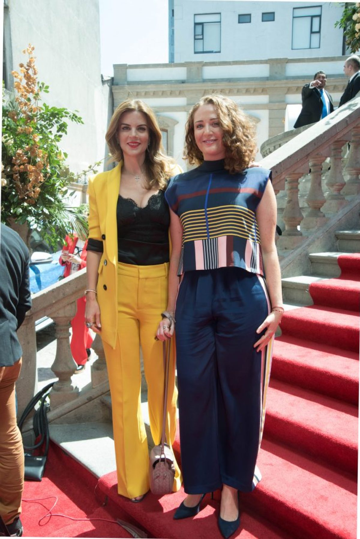 Sofia Aspe y Christiane Keller
