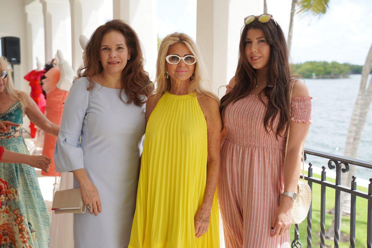 Kerly Cortez, Raquel Watter, & Alexa Kierecki