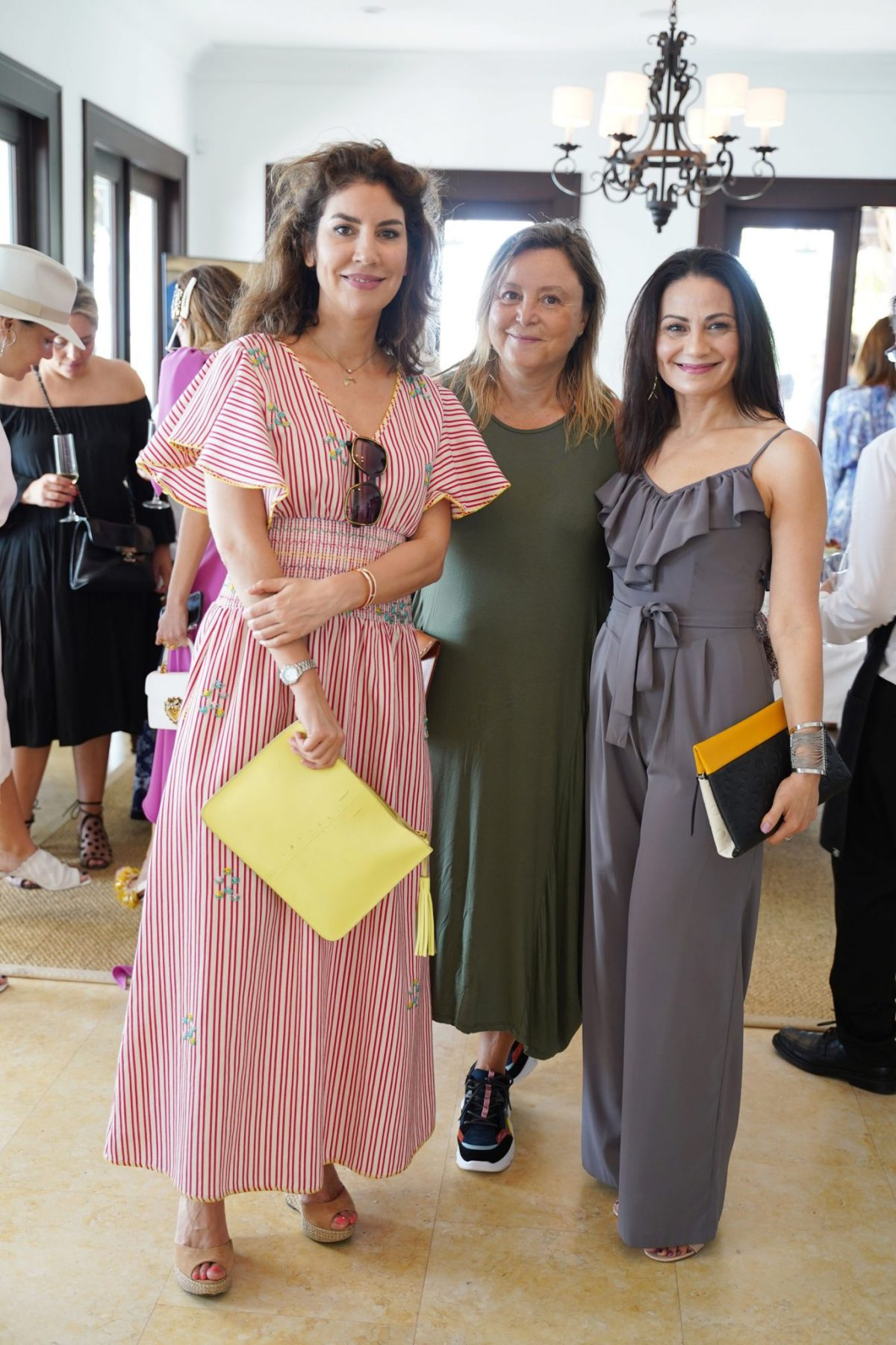 Monica Gil, Gemma Garcia, & Romina Rosado