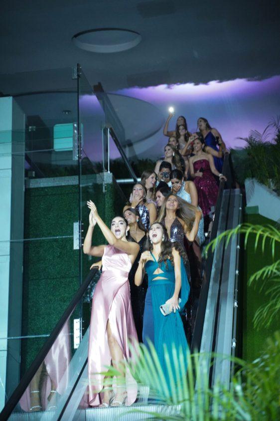 240519 Graduacion del Colegio del Bosque. Centro de Convenciones Santa Fe. Aspecto Fotos : Heptor Arjona