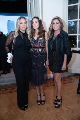 Carmen Cremasco, Luliana Vazquez, Jenni Kababie