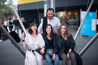 Luciano Matos, Patricia Ramírez, Alicia Carrera, Jimena Madrazo