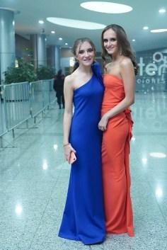 Ana Lucia Jimenez y Alejandra Jimenez