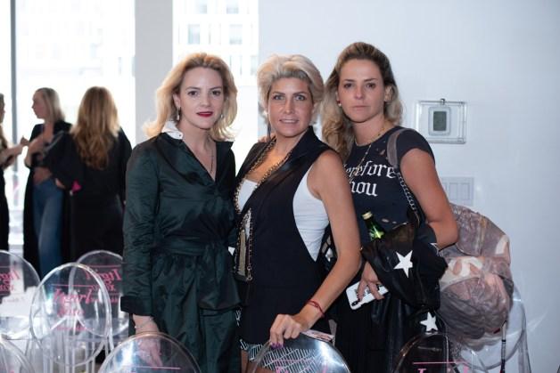 María Samano, Paulina Díaz Ordaz, Beatriz Samano