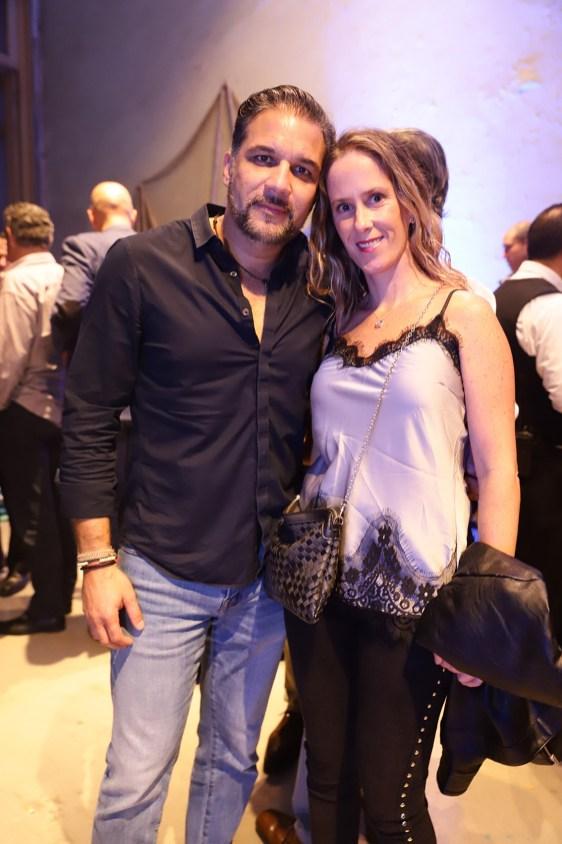Nacho sotelo y Amaya Negrete