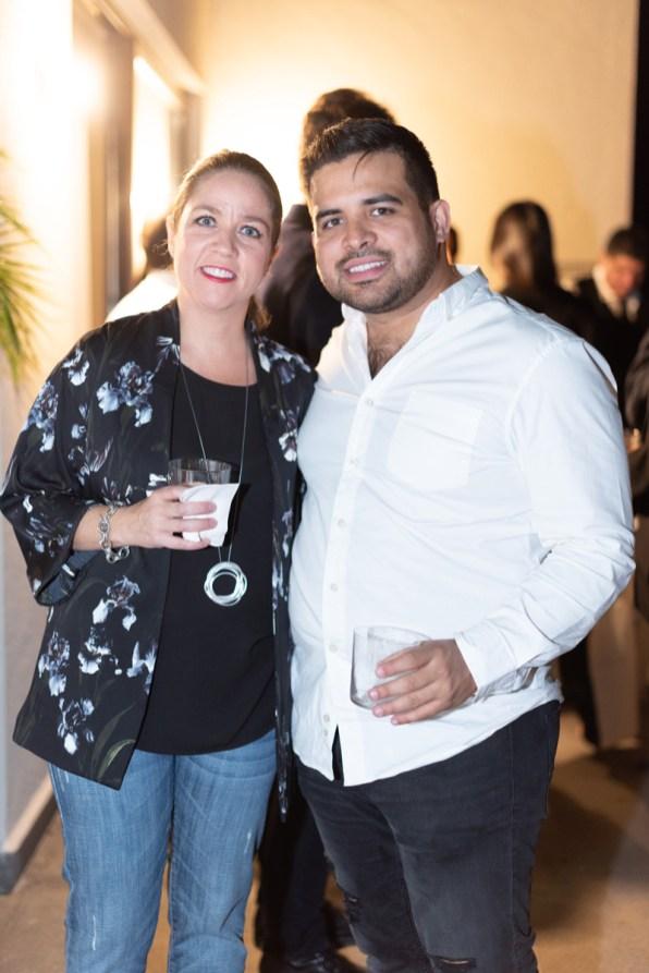 Alejandra Barrenechea, Mauricio Ortega