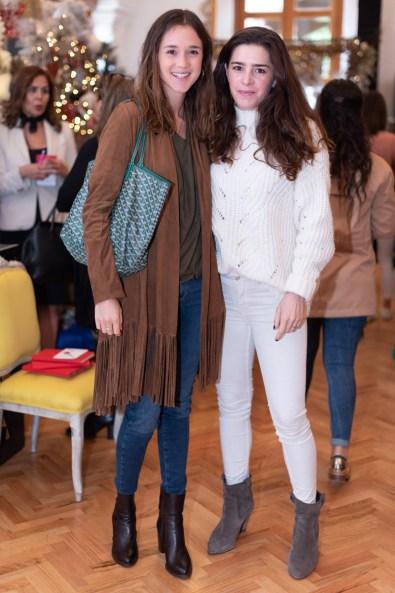 Ana Paula Mendez, Alejandra Betancourd