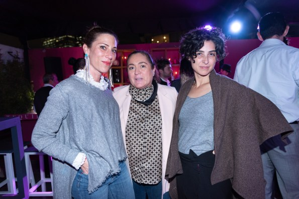 Claudia Schmidt, Lizy Candano, Gardi Emmelhainz