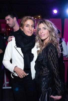 Paola Saad, Carla Ortega