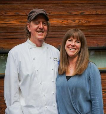 Tim Cushman y Nancy Cushman