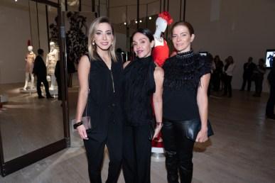 Edna Monrroy, María Salapi, Kato López Clares