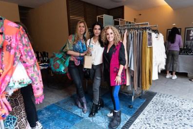 Patricia Romero, Estela Velasco, Jackie Micha