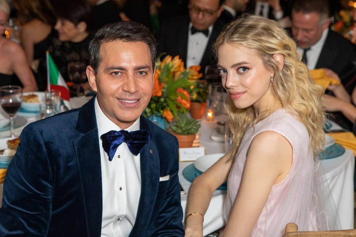 GRB and Mariana Zaragoza