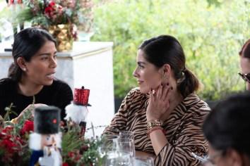 Lucía Macarena, Janet Gómez