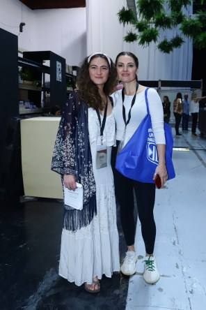 Sofía Rosete y Mariana Saenz