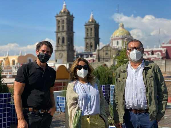 Roadtrip CDMX-Puebla