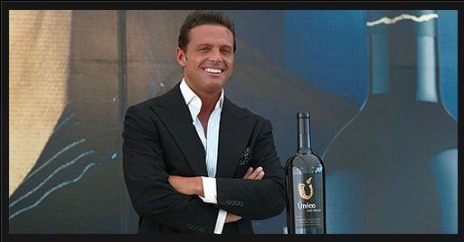 vino único de Luis Miguel
