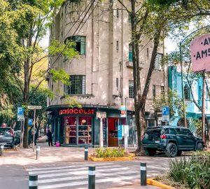 Ciudad de México, zona Condesa