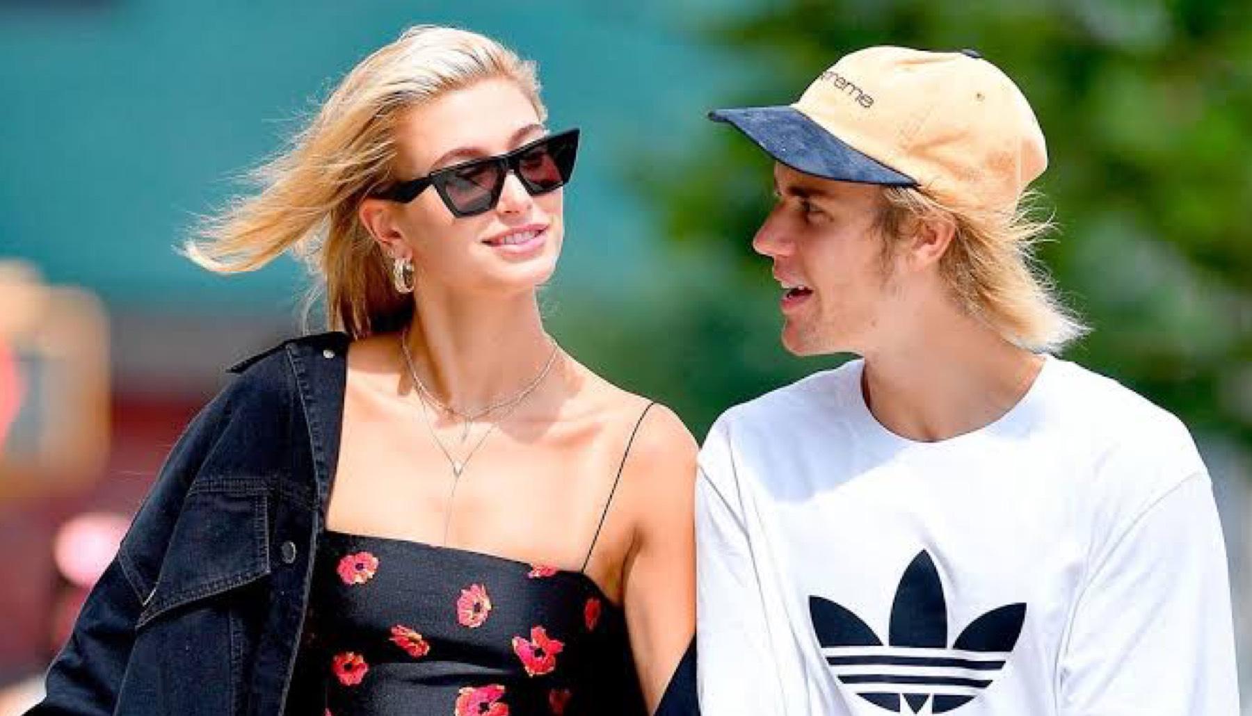 Hailey y Justin Bieber
