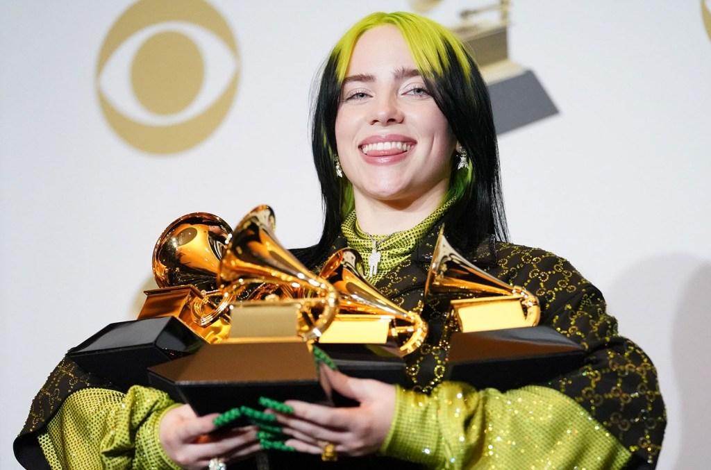 Billie-Eilish-Grammy