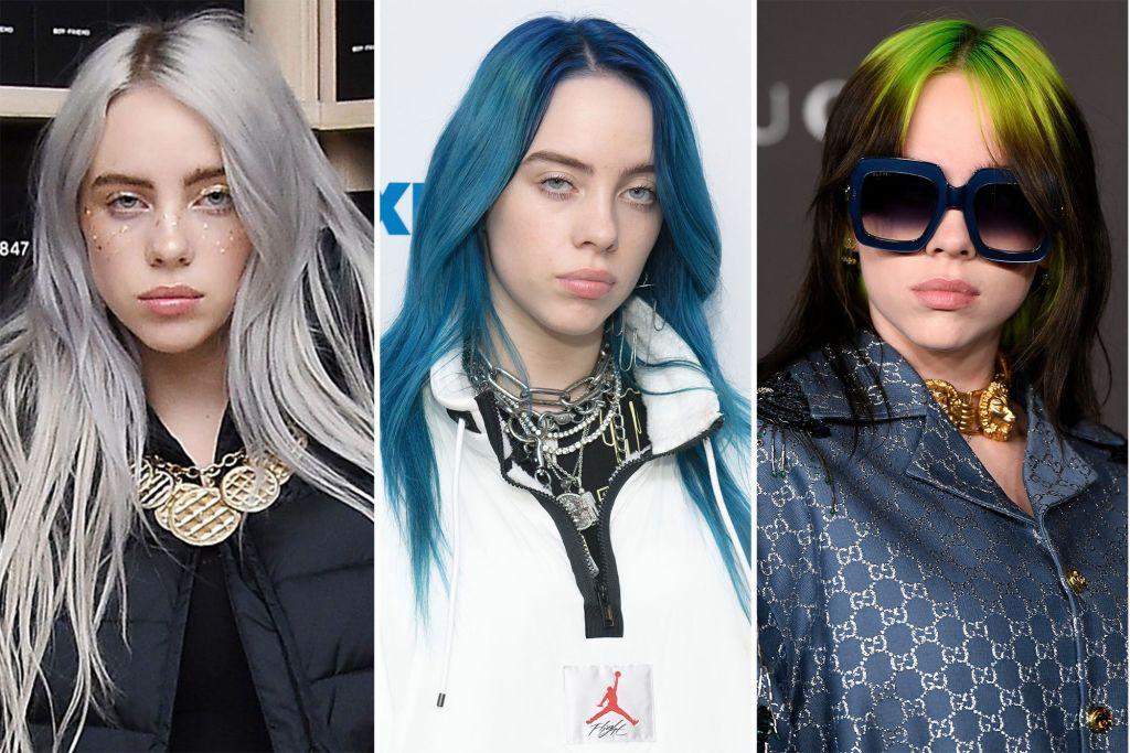 Billie-Eilish-looks