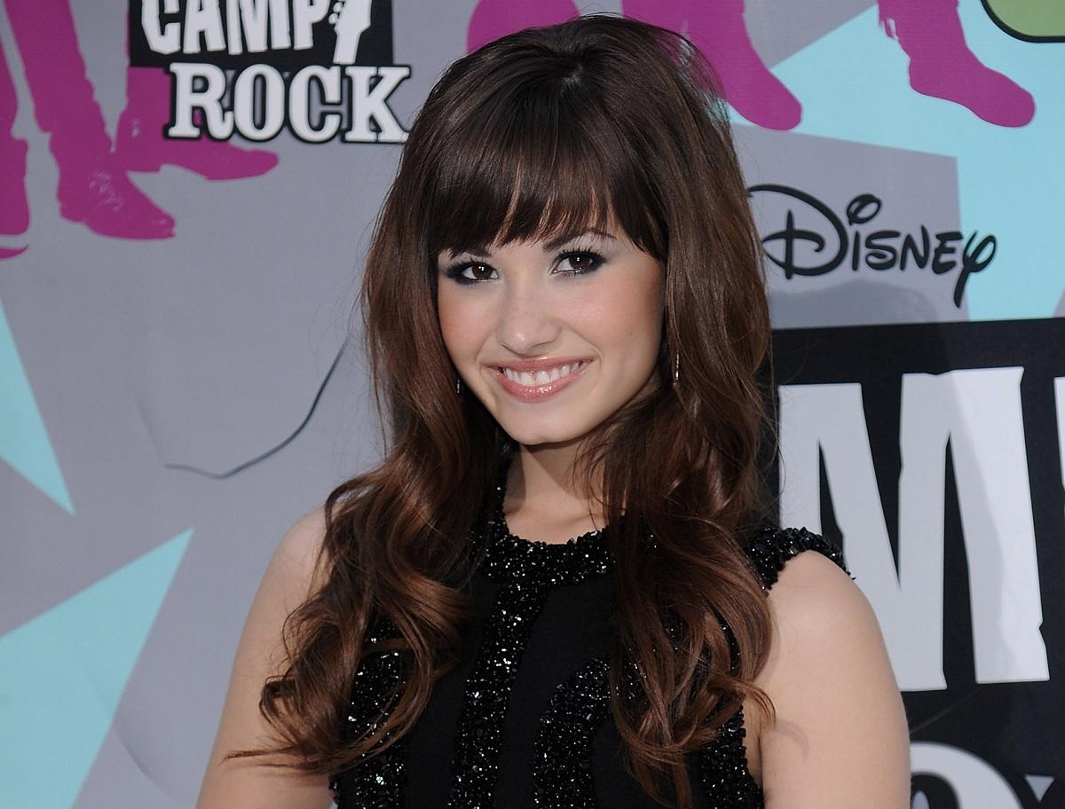 Demi-Lovato-adolescente