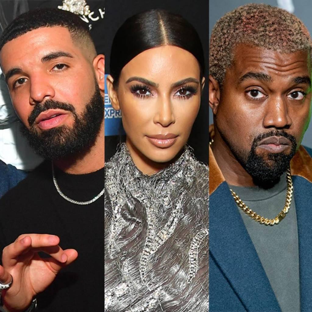 Kim-Kardashian-Drake-Kanye-West