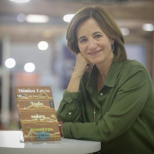 Mónica Lavín, escritoras mexicanas