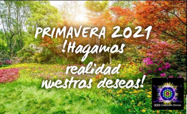 Primavera 2021