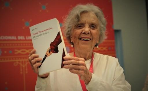 Elena Poniatowska, escritoras mexicanas
