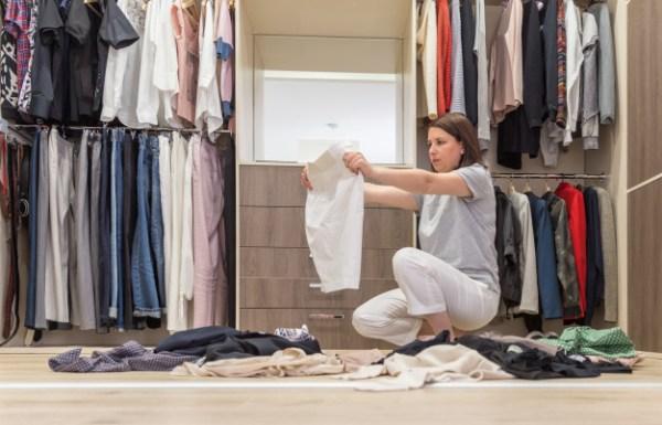 Limpia tu closet