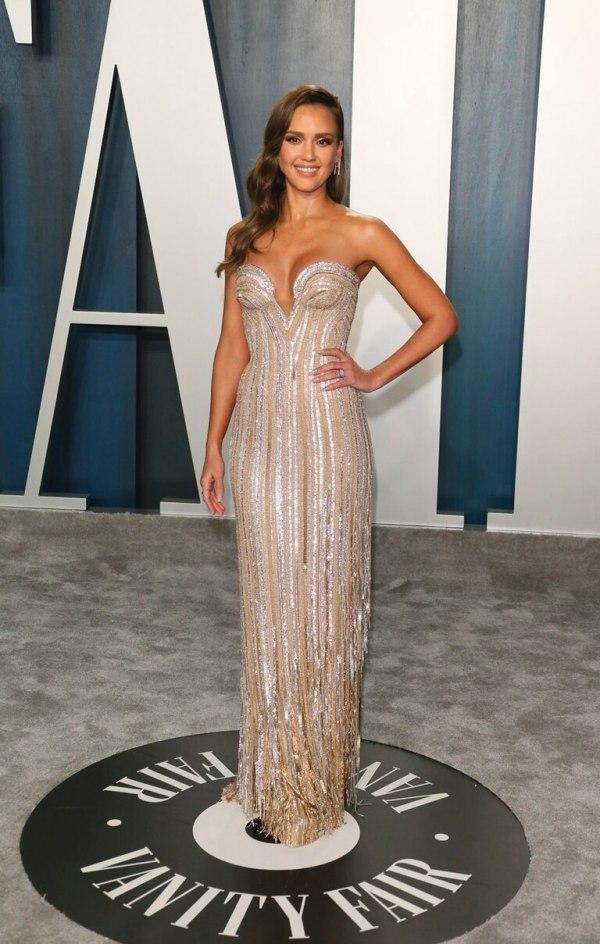 Jessica Alba premios Oscar 2020