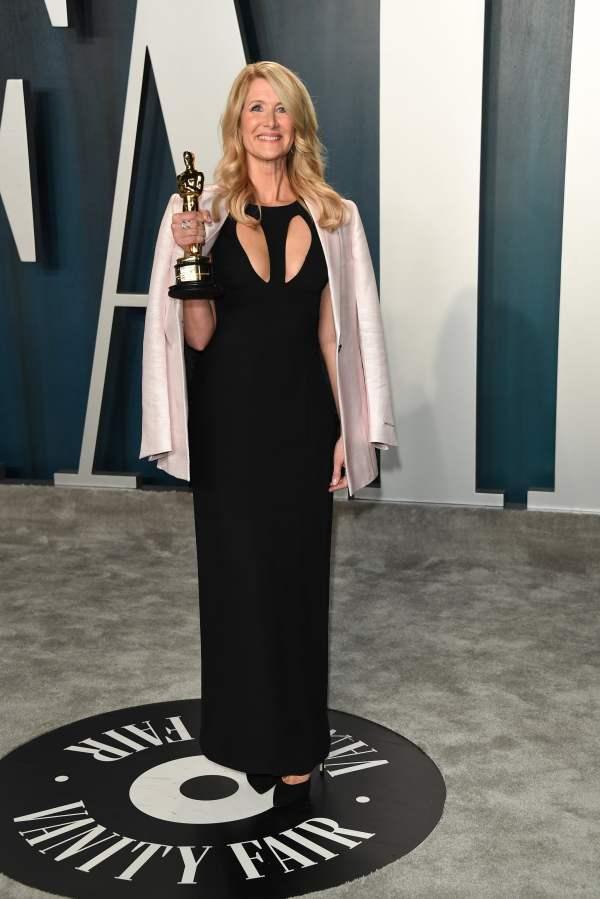 Laura Dern premios Oscar 2020