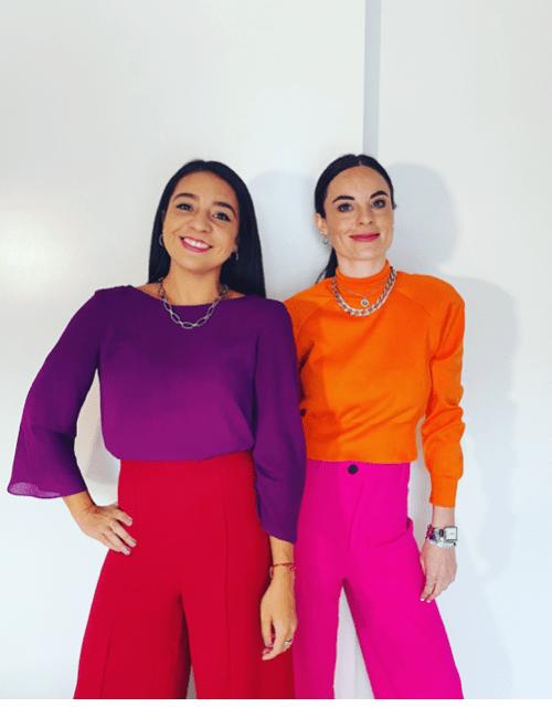 Fernanda Ortega y Pamela Madero, Fundadoras de La Consultoría