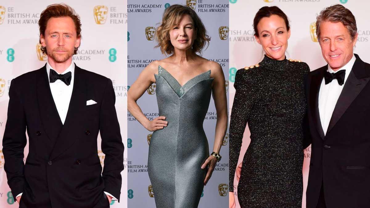 Los mejores looks de la alfombra roja de los premios BAFTA 2021.