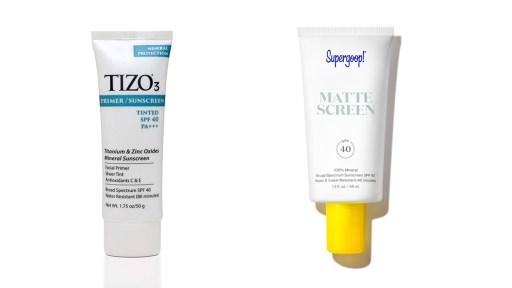 Protectores solares minerales, para piel sensible.