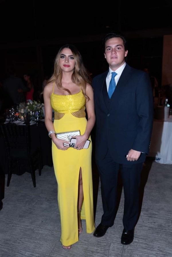 Lisa Musi y Santiago Vega